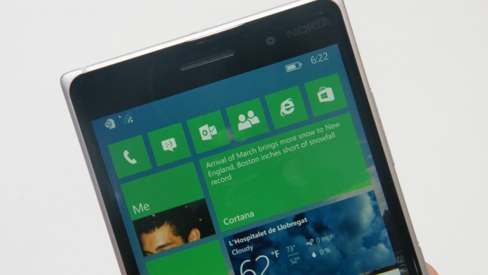 Windows 10 Mobile Insider Preview
