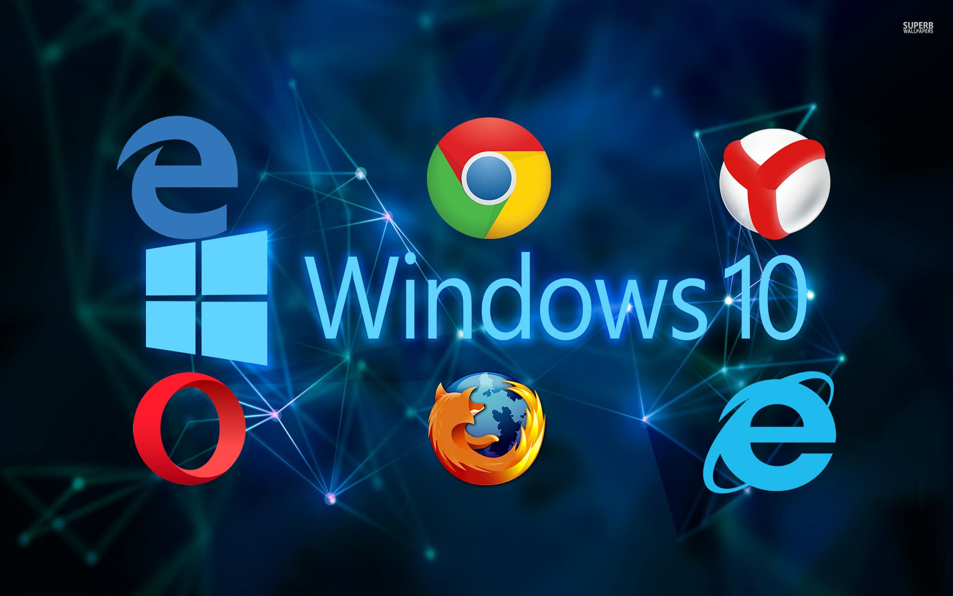 Браузеры Windows 10