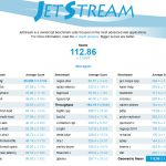 Jetstream Mozilla Firefox