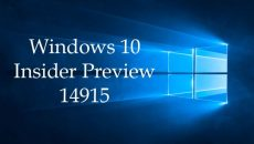 Обновление Windows 10 Insider Preview