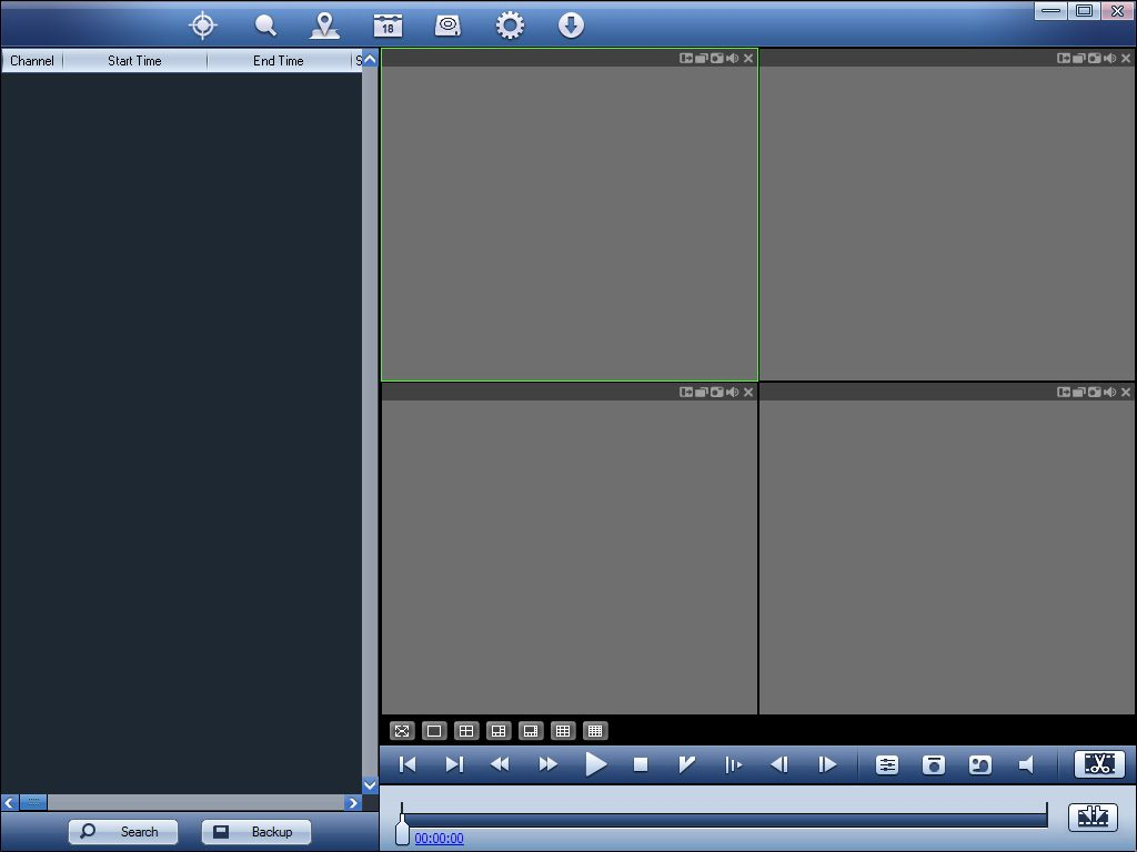 MDVR Video Manager