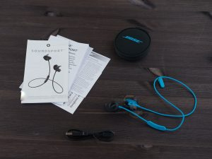 Bose SoundSport Wireless Photo 3