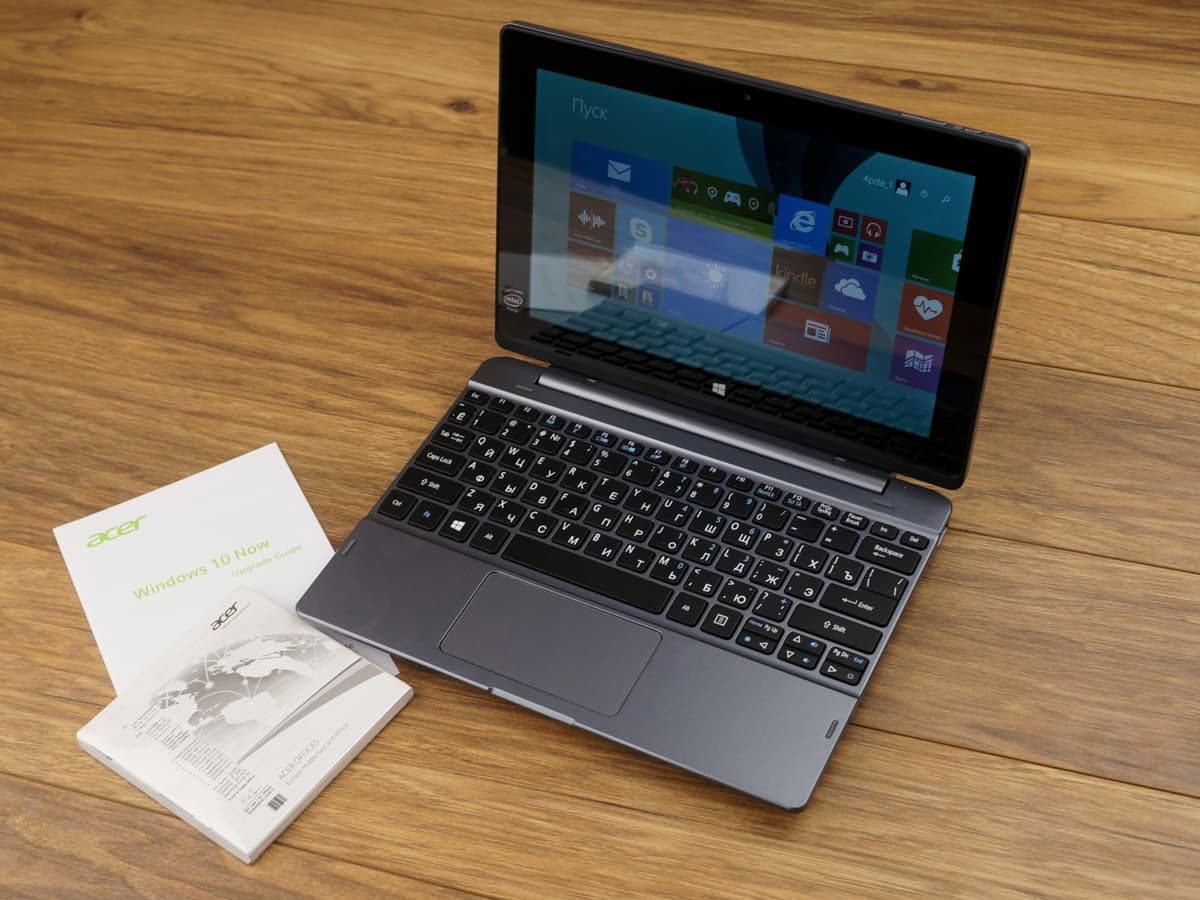Acer One 10 фото 4