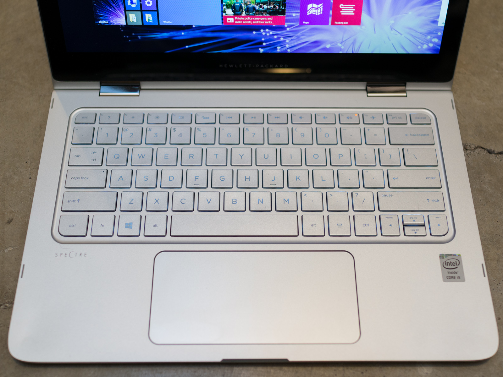 HP Spectre X360 photo 7
