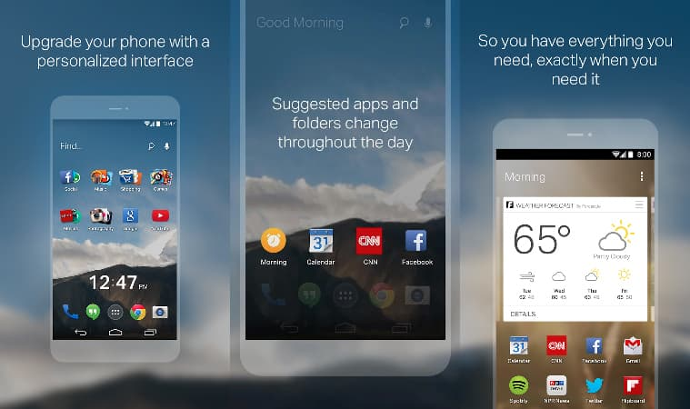 EverythingMe Launcher Android