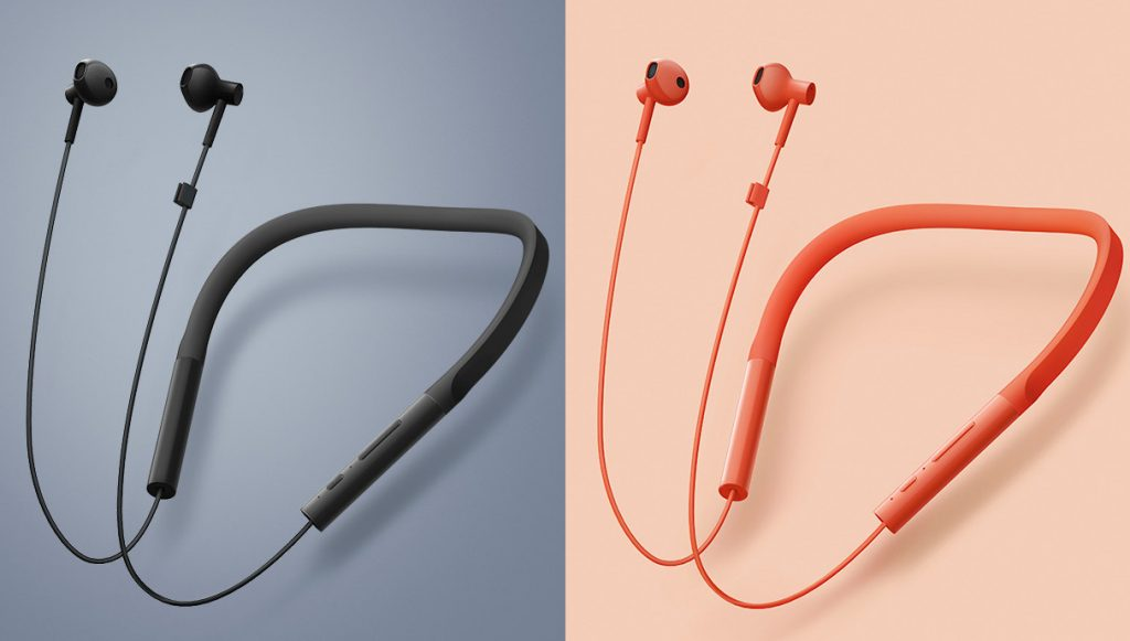 Mi Bluetooth Neckband Earphones Youth Edition
