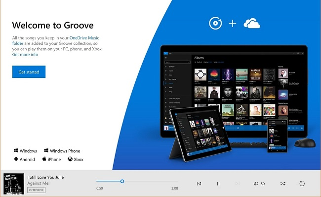 Groove Music 1