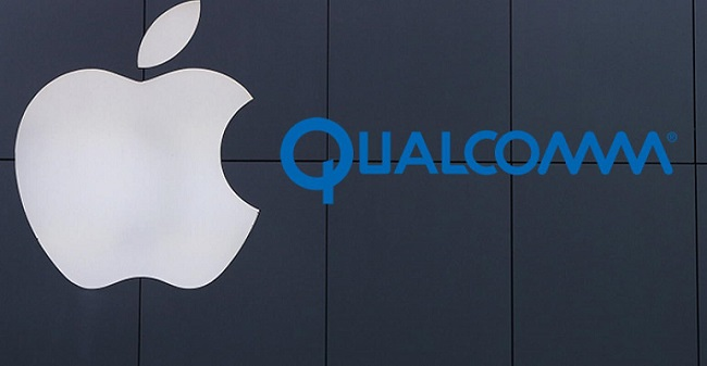 Apple и Qualcomm