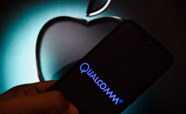 Apple и Qualcomm 1