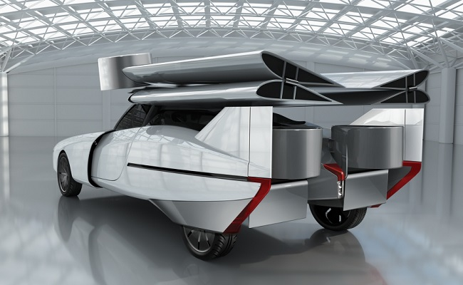 Aska flying car
