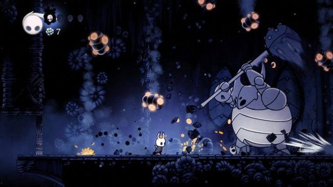 hollow knight-boss