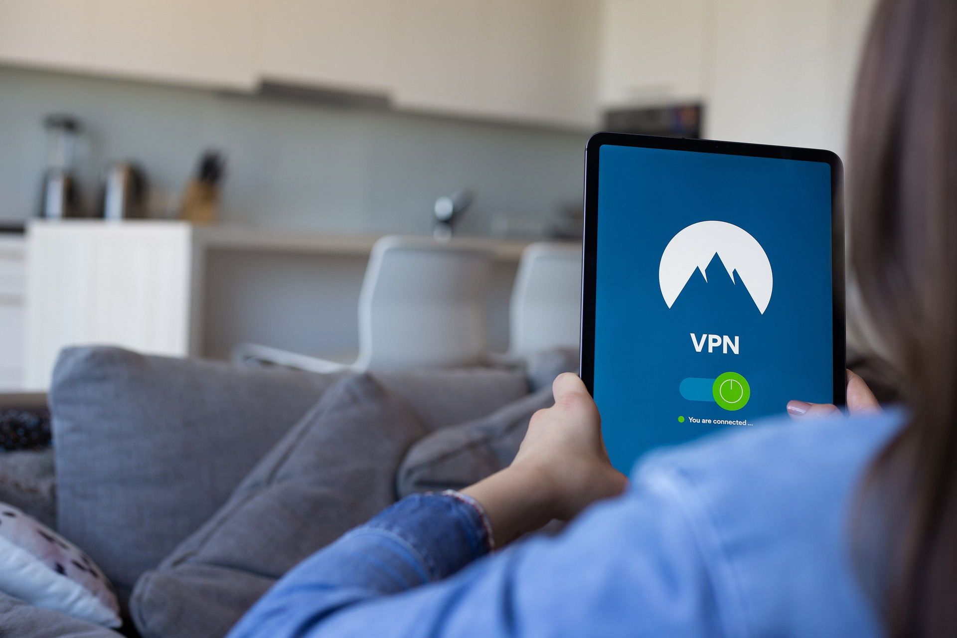 VPN for device 4
