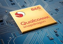 Чип Qualcomm Snapdragon 865