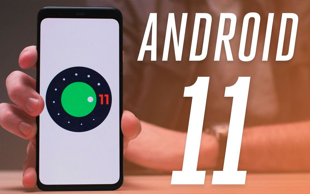 ОС Android 11
