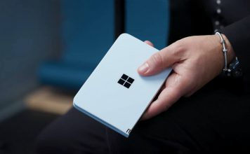 Смартфон Microsoft Surface Duo